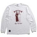【11/1再入荷】Life is Beautiful LS Tee