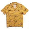 Shark ride Aloha shirt