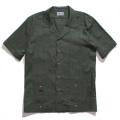 Cotton flax Cuba shirt