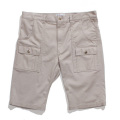 Gin code stretch Bush short pants