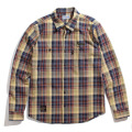 【50%OFF】Heavy check shirt