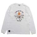 TURN ON THE FIRE LS Tee