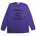 【30%OFF】POPOUT LS Tee