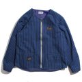 Wabash Striped Work blouson