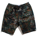 German Fleck Camo Easy Shorts