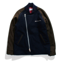 Melton Rider Coat