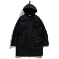 Heavy Army Cloth Mods Coat