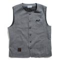 Wool Work Vest
