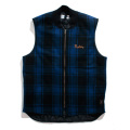 Oldies Flannel Work vest