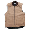 Heavy Army Cloth Work Vest