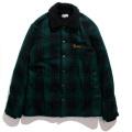【先行予約●10月中旬入荷予定】Oldies Flannel Ranch Jacket
