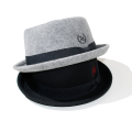 Laurel Felt Pork pie HAT