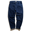 Light Denim Fatigue Pants