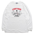 3 IDIOT POKER LS Tee