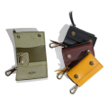 Wallet with key case