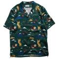 Tiger textile Aloha Shirt