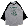 Punch battle Raglan Tee