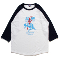 Know th pain Raglan Tee