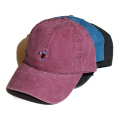 Bowling man Washed Cotton cap
