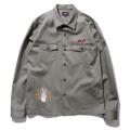 Peace Military Shirt