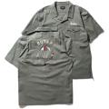 Parachute Prisoner Military Shirt