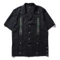 Pinstripes Cuba Shirt