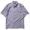 COOLMAX Stripe Work Shirt