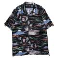 Castle Town Rayon Aloha Shirt