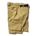 Taslan Cloth Cargo Short Pants