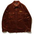 Corduroy CPO Jacket