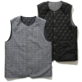 Reversible Quilting Work Vest