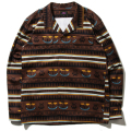 Ro Native Open Collar Shirt