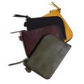 Zipper middle wallet