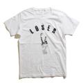 【プレセール/60%OFF】LOSER Tee