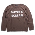 【会員限定】【30%OFF】Crew neck knit