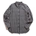 【50%OFF】Nep tartan check shirt