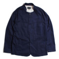 Stand collar Field jacket