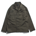 【50%OFF】Military shirt jacket