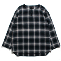 【30%OFF】Ombre check Pullover