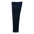 LANATEC Glen check Tapered pants