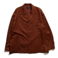 Military Twill shirt jacket