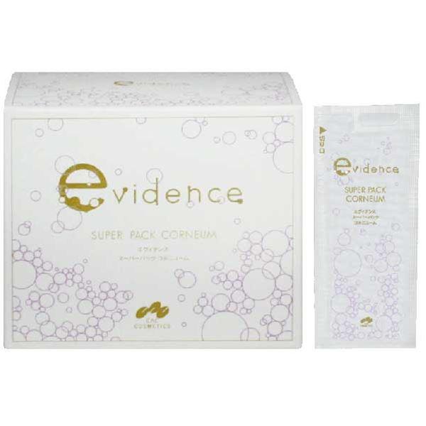 CAC化粧品(シーエーシー) エヴィデンス スーパーパックコルニューム 5ml x 30包 <br>[パック 敏感肌 小じわ 乾燥対策]
