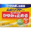【第3類医薬品】池田模範堂ムヒソフトGX60g
