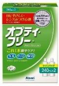 【医薬部外品】日本アルコンオプティ・フリー240ml×2ツインパック
