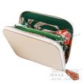 エルメス アザップ シルクイン コンパクト ナタ  (内側 グリーン ) 【新品】 HERMES Azap silk in  Compact Nata  (Inside Green) 【NEW】