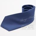 """エルメス ネクタイ """"ファソネH 24"""" ブルー シルク 【新品】  HERMES Tie """"Faconnee H 24"""" Bleu  Silk 【NEW】"""