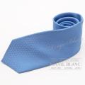 """エルメス ネクタイ """"ファソネH 24"""" ライトブルー シルク 【新品】  HERMES Tie """"Faconnee H 24"""" Light Bleu  Silk 【NEW】"""