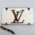 ルイヴィトン モノグラム ジャングル ジッピーウォレット 長財布 アイボリー M44745 【新品】 Louis Vuitton Long wallet 【NEW】