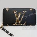 ルイヴィトン モノグラム ジャングル ジッピーウォレット 長財布 ブラック M44744 【新品】 Louis Vuitton Long wallet 【NEW】