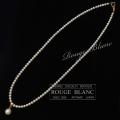 ネックレス 淡水パール K18YG 【中古】  Necklace Pearl Yellow Gold 【USED】